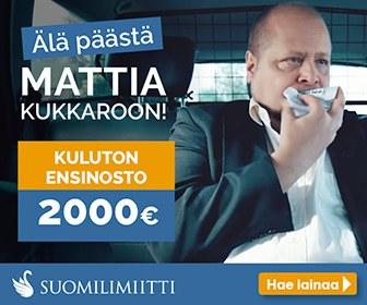 Suomilimiitin tarjous uusille asiakkaille - Nostokuluton 1000 € laina