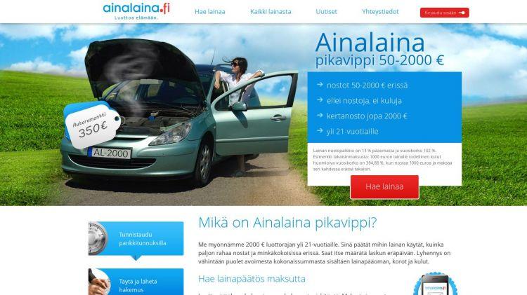 Ainalaina